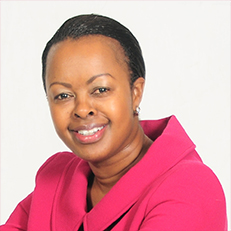 Carole Wainaina EXECUTIVE VICE PRESIDENT, CHIEF HR OFFICER AND MEMBER OF THE EXECUTIVE COMMITTEE, PHILIPS